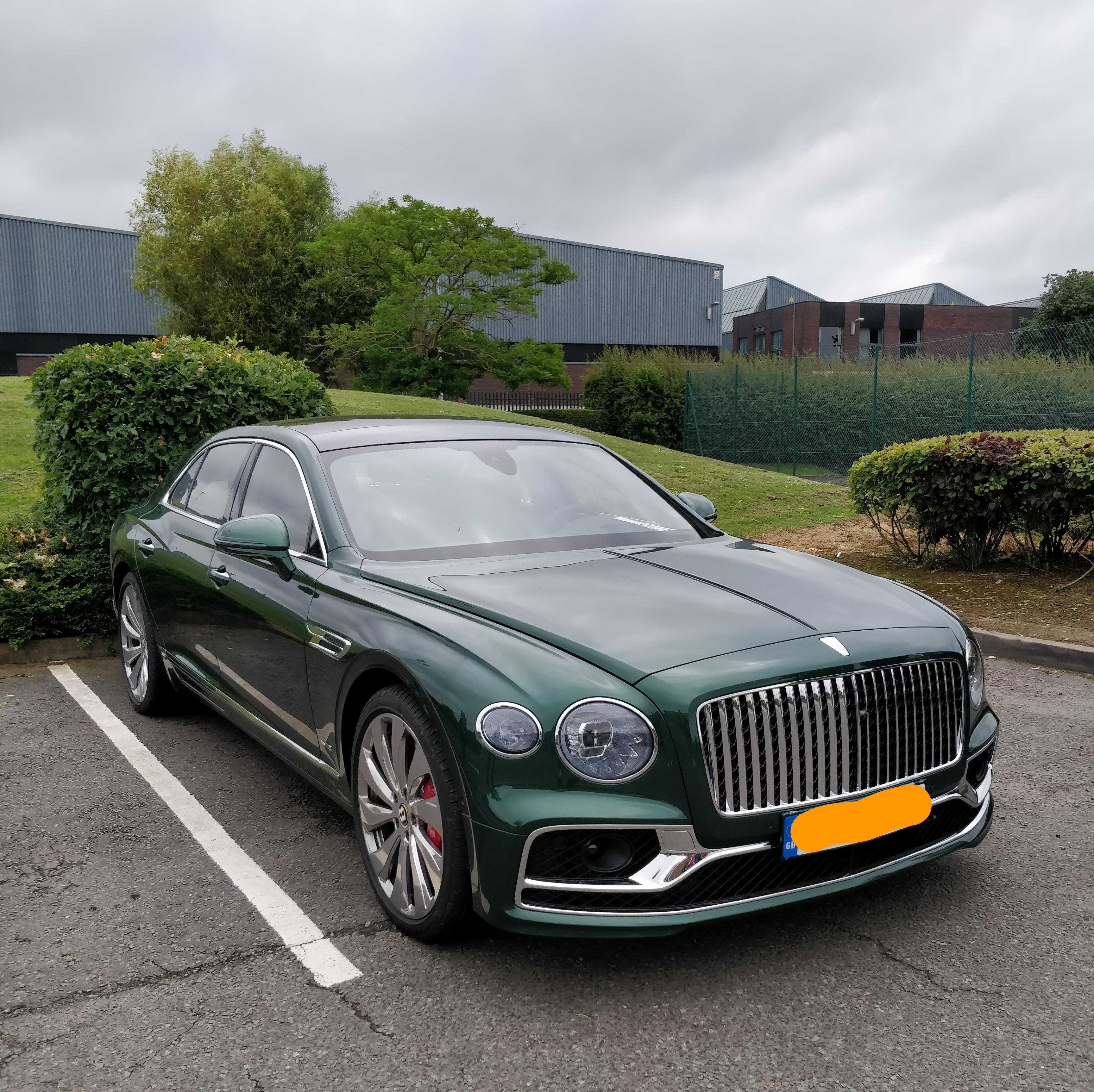Bentley Flying Spur, Bentley Car, New Bentley