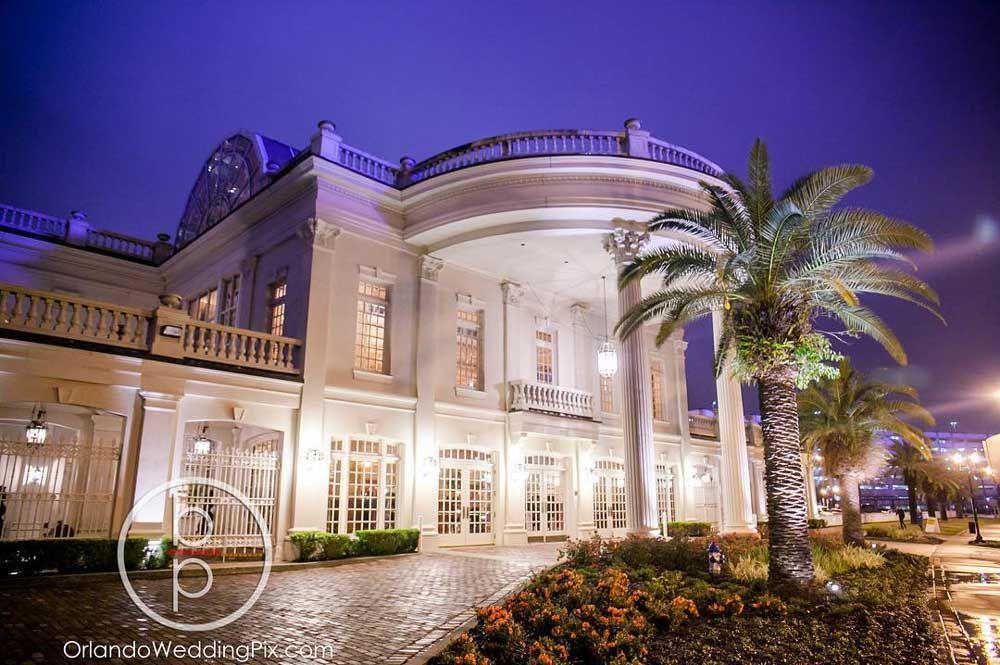 Ballroom Church Street Wedding Venue In Orlando Fl Orlando Wedding Venues Venues Florida Wedding Venues