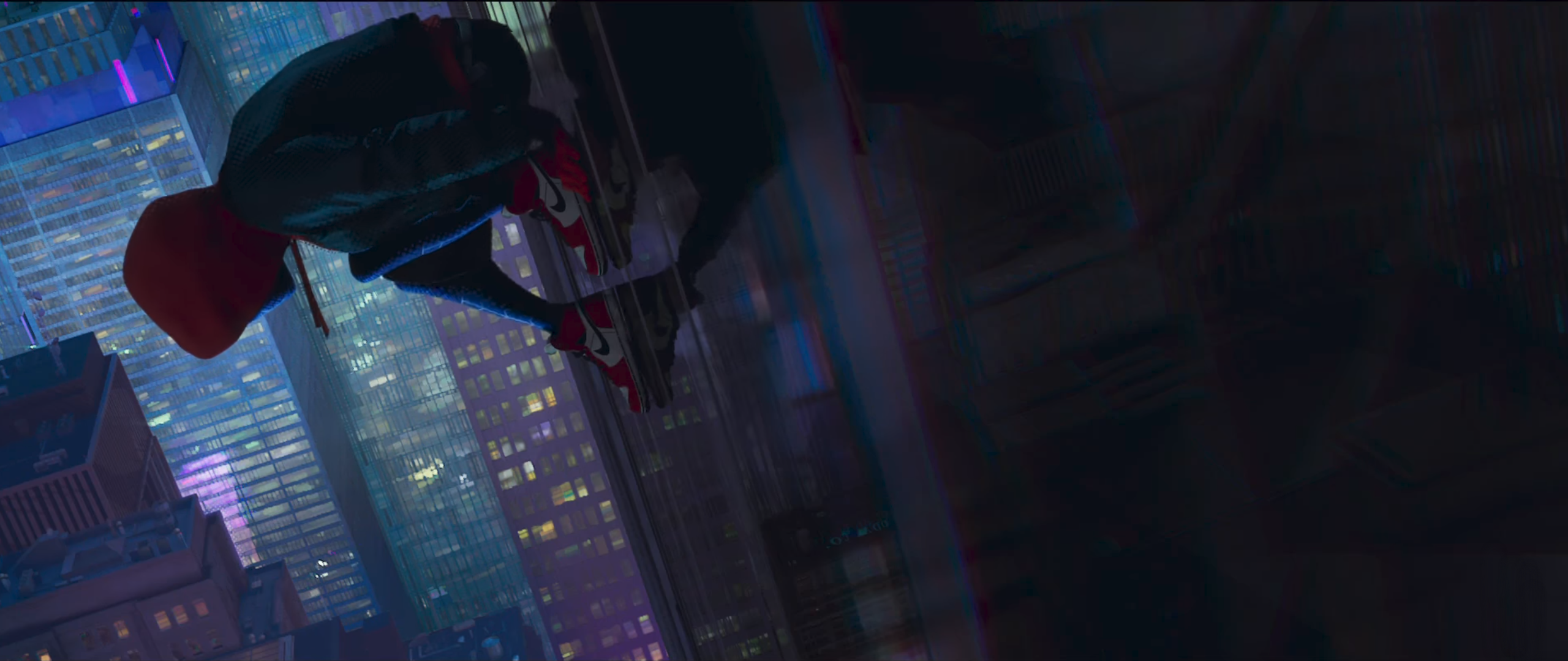 Spiderman Into The Spiderverse Wallpaper Spider Verse