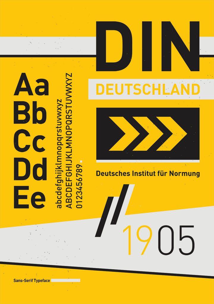 Pin by El Otmani Ali on Bauhaus | Fonts, Typography design