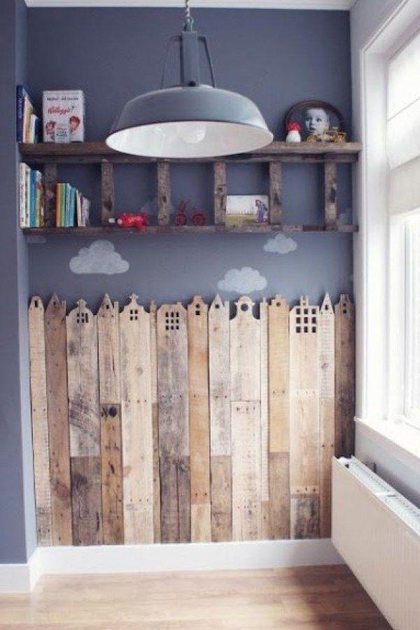 Le bois dans tout ses tats meuble original d coration - Deco chambre original ...