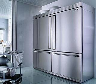 My Dream Fridge One Side The Freezer And The Other Side The
