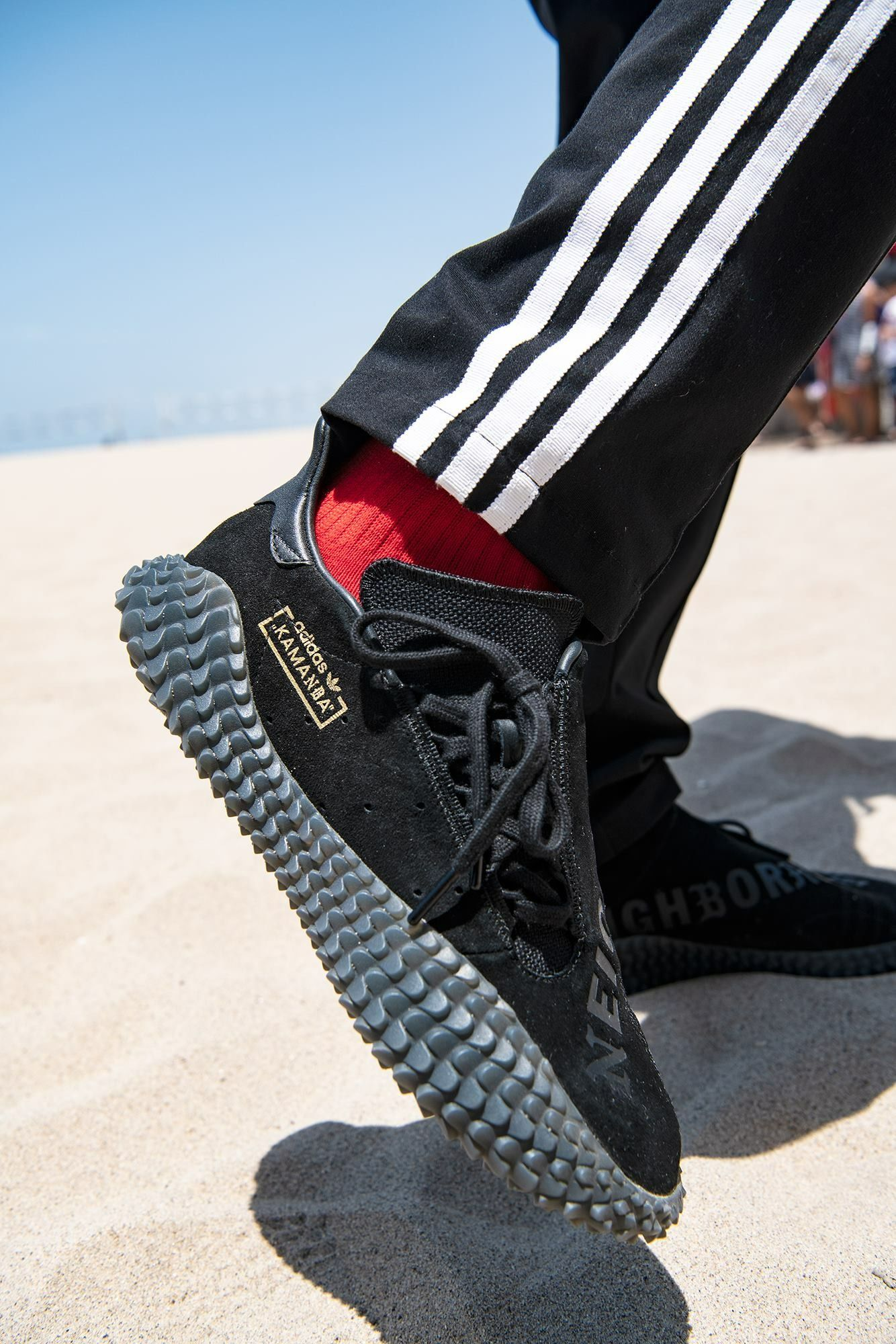 super popular 21cca ea151 NEIGHBORHOOD x adidas Originals Kamanda | Adidas kicks in ...