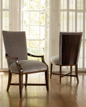 Dining Chairs  For The Home  Pinterest  Dining Chairs Endearing Cushioned Dining Room Chairs Inspiration