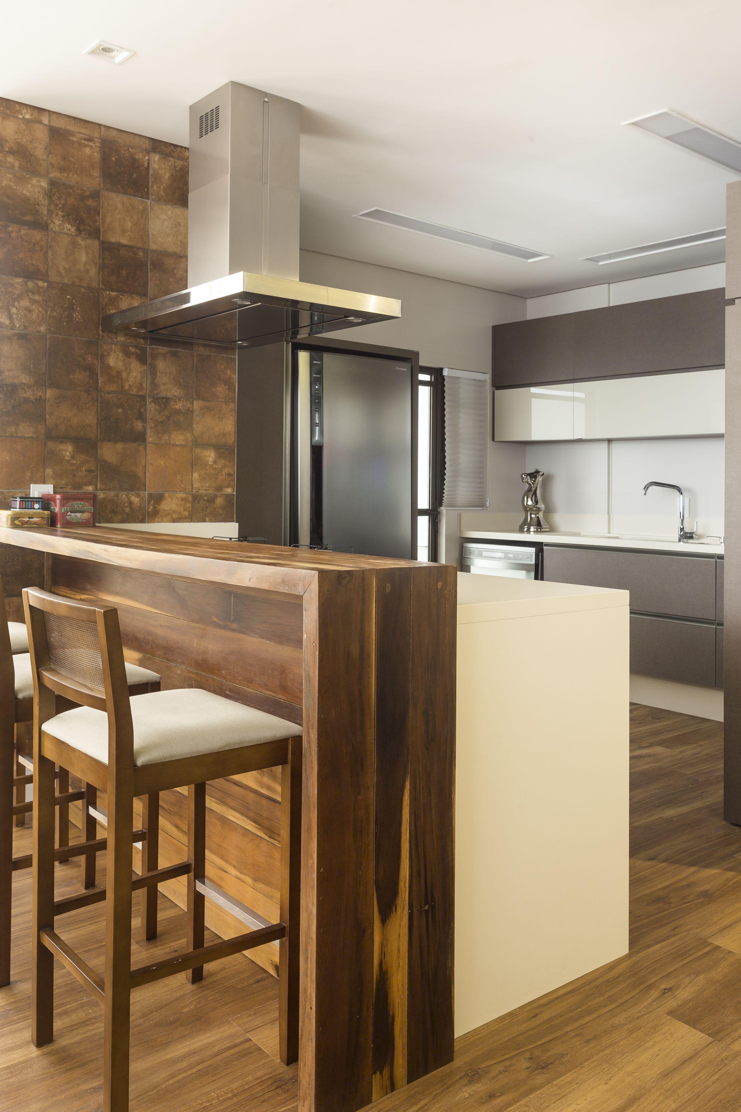 Barra de madera | COCINA - COMEDOR | Pinterest | Barras de madera ...