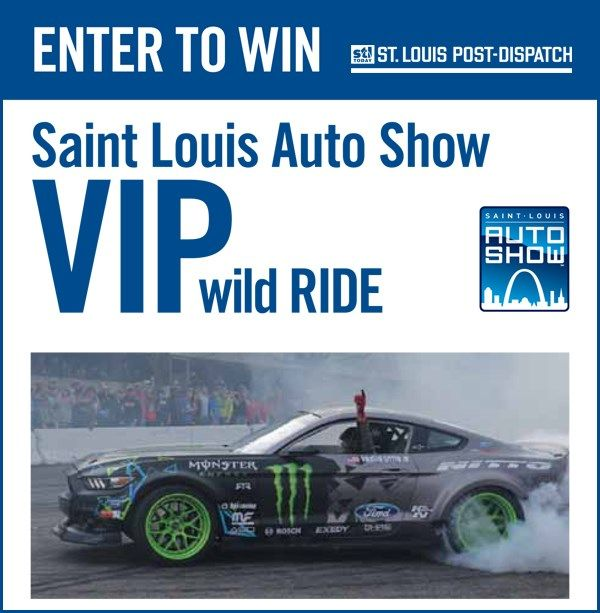 Enter To Win Vip Wild Ride At St Louis Auto Show