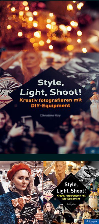 Style Light Shoot Buch Fotografie Tipps Fotografie