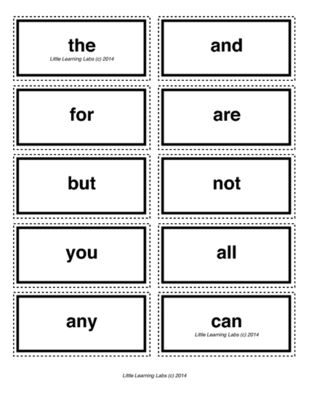 3-letter+vocabulary+spelling+sight+words+cards+for+prek+primary+