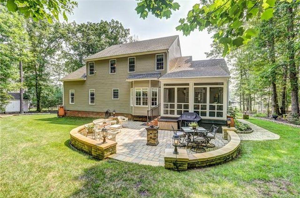 10900 Oak Arbor Ter, Chester, VA 23831 Zillow Porch
