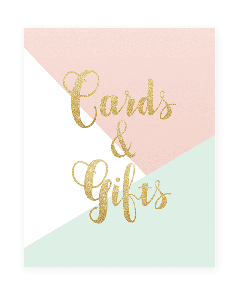 pastel cards and gifts sign printable by littlesizzle cheap posh rh pinterest com