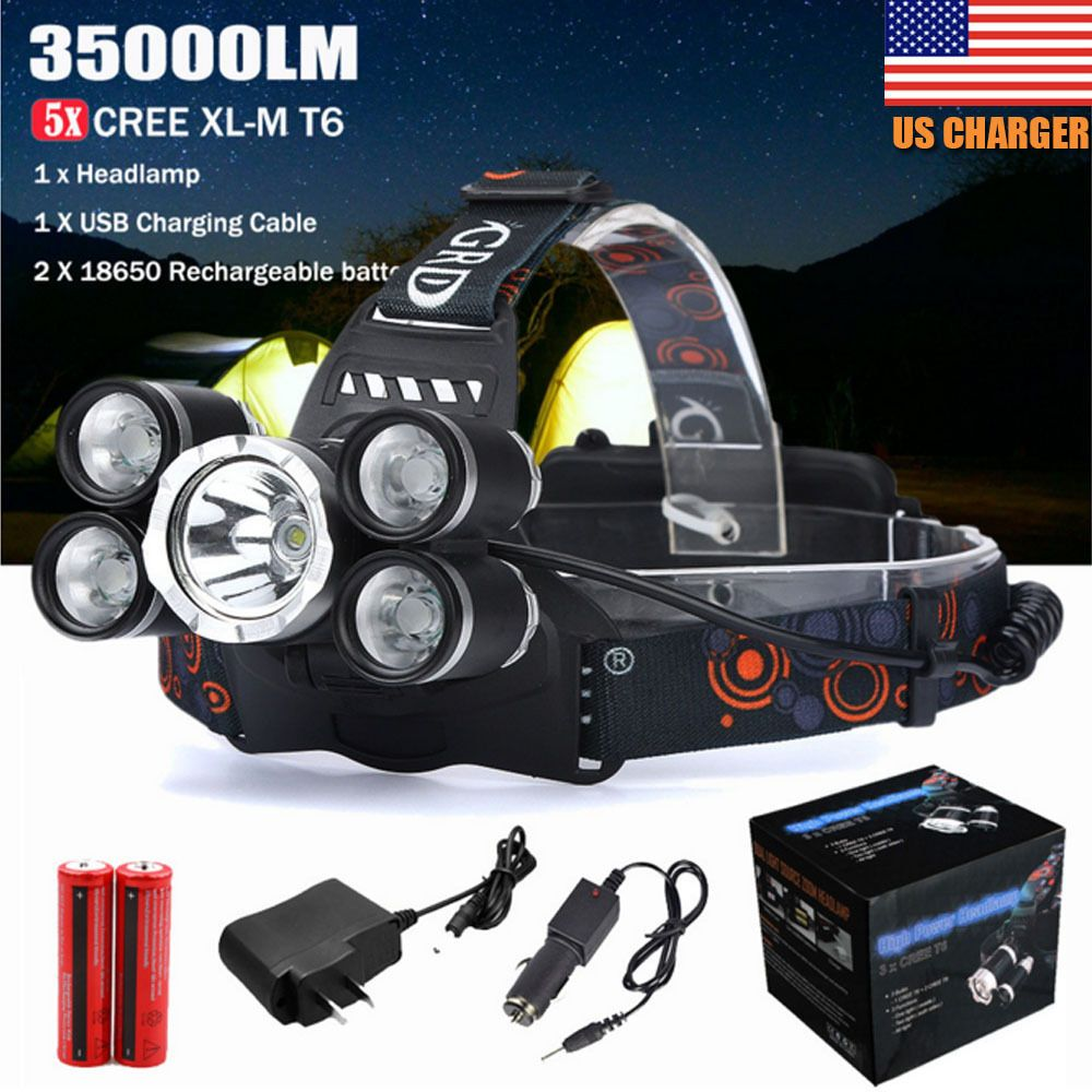 12000LM 3x XM-L T6 LED Bicycle Front Light Cycling Headlight Night Riding 4Modes