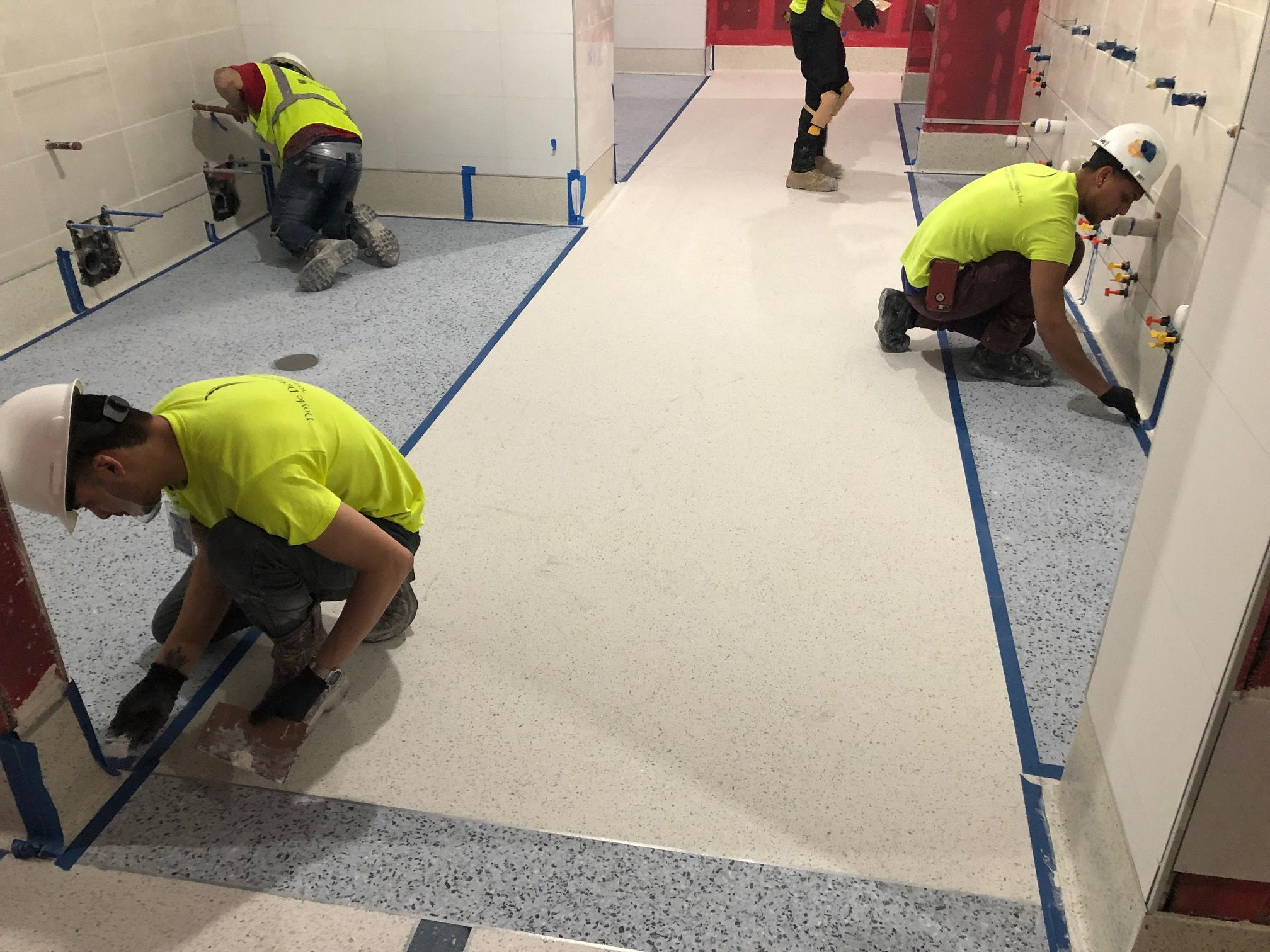 Careers In Terrazzo Apply Today Terrazzo Installers In