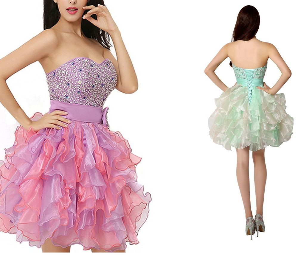 Homecoming dressshort prom dressestulle homecoming gownsfitted
