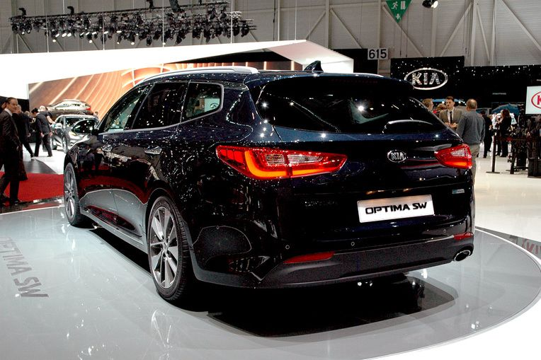 kia optima sportswagon le break hybride attendu en 2017 photos voiture hybride hybride. Black Bedroom Furniture Sets. Home Design Ideas