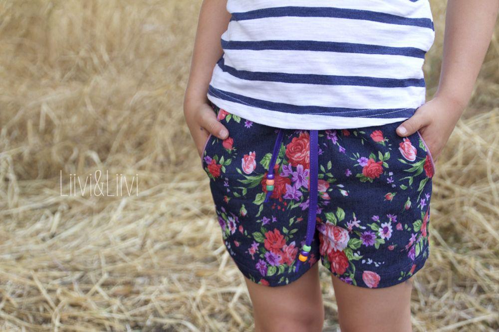 Freebook Shorts.. | nähen | Pinterest | Shorts, Nähen und Nähen für ...