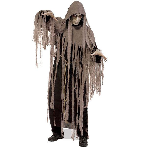 Nightmare Zombie Adults Cosplay Costumes for Halloween Festival - halloween ghost costume ideas