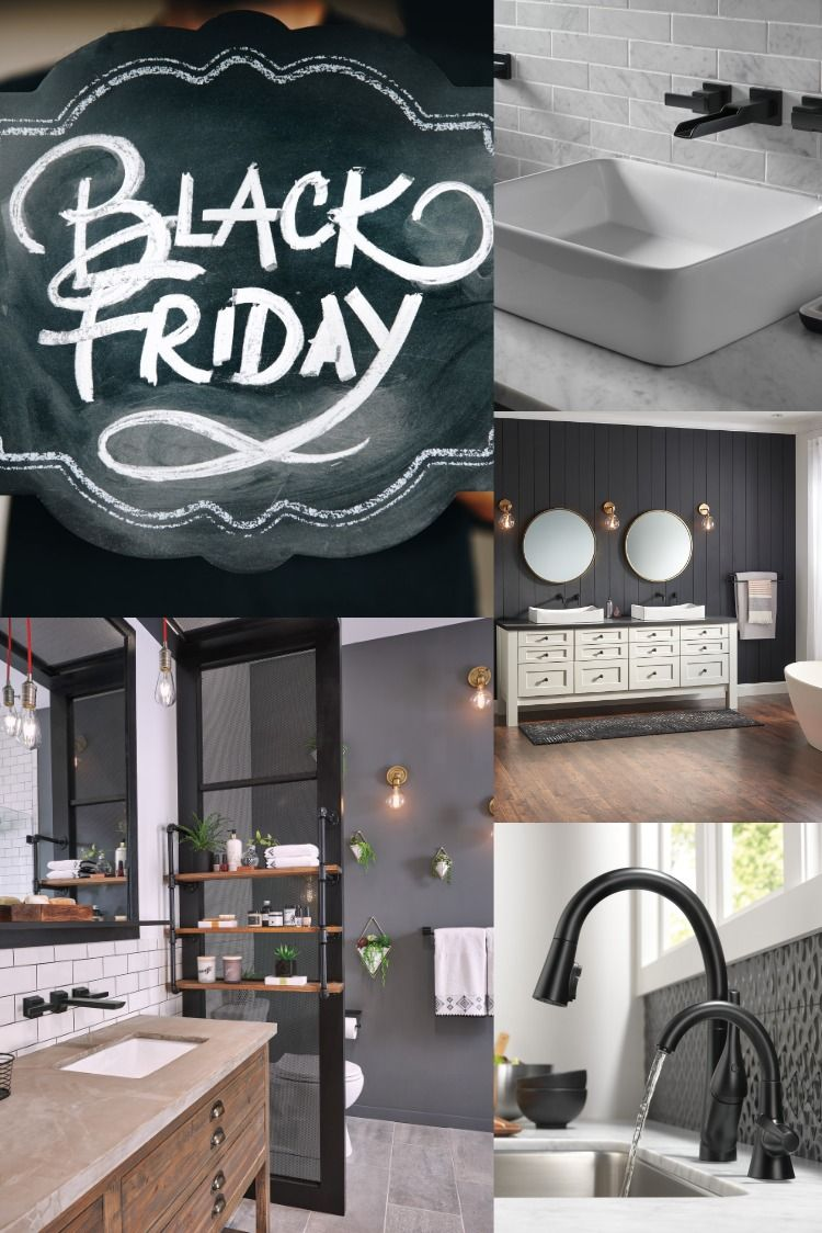 10 Unique Ways To Incorporate Black Into Your Bathroom Design Bathroom Design Black Bathroom Design Black Bathroom Accessories