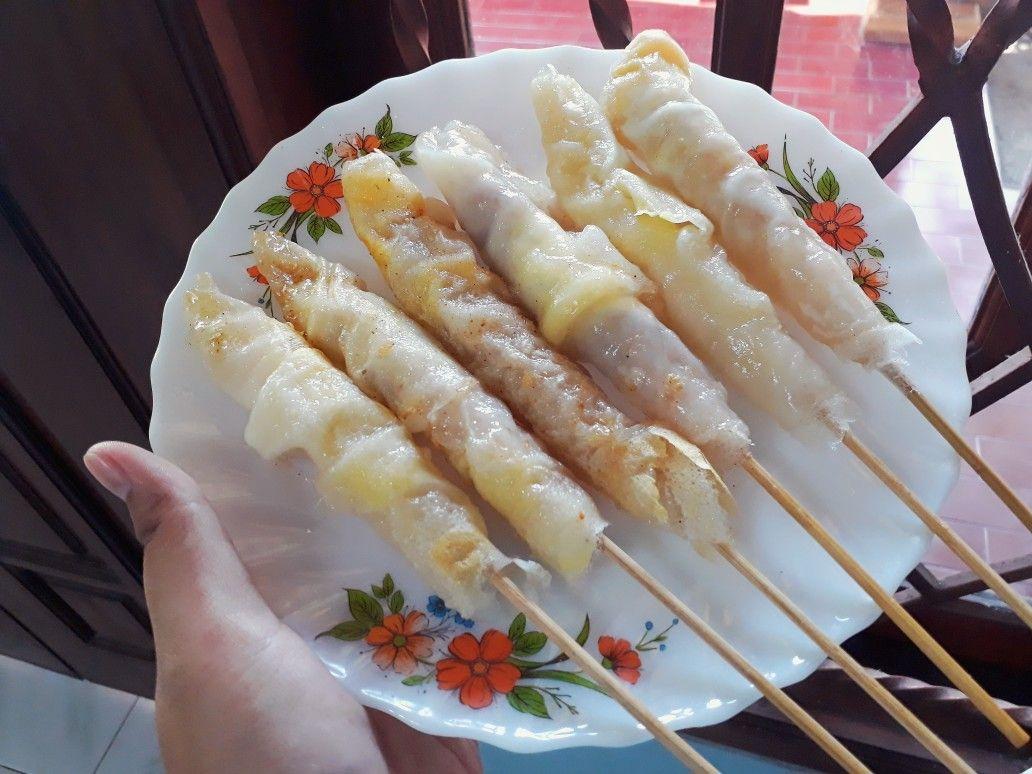 Jajanan Khas Papua Maluku Papeda Telur Gulung Homemade By Elok F Rachmah Makanan Cemilan Resep