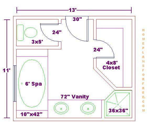 free bathroom plan design ideas click image to close this