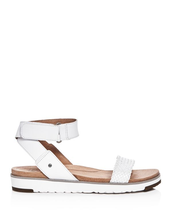 773ee013441 Ugg Women's Laddie Ankle Strap Sandals | Products | Ankle strap ...
