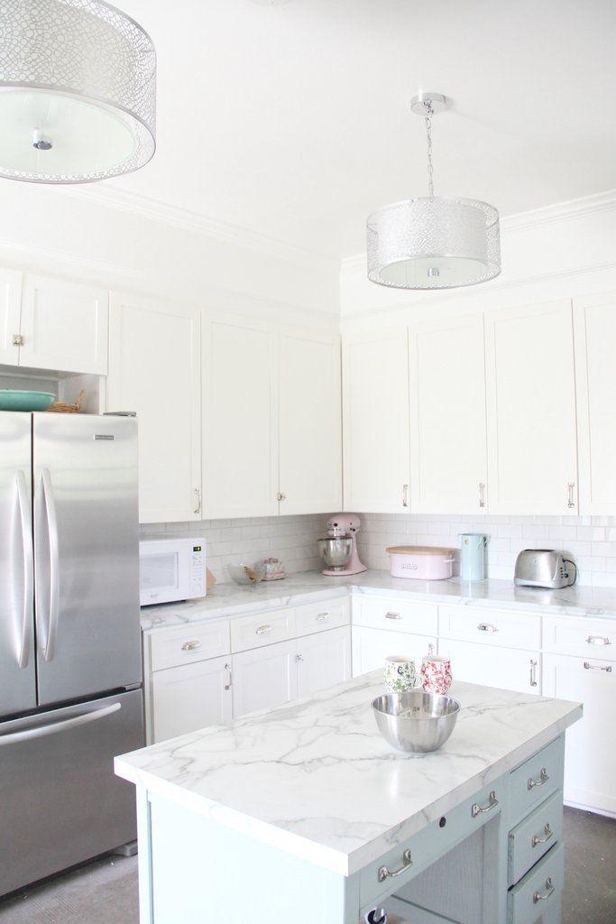6 Instant Upgrades To Make To Your Rental Kitchen   Rental Kitchen, Laminate  Countertops And Kitchen Upgrades