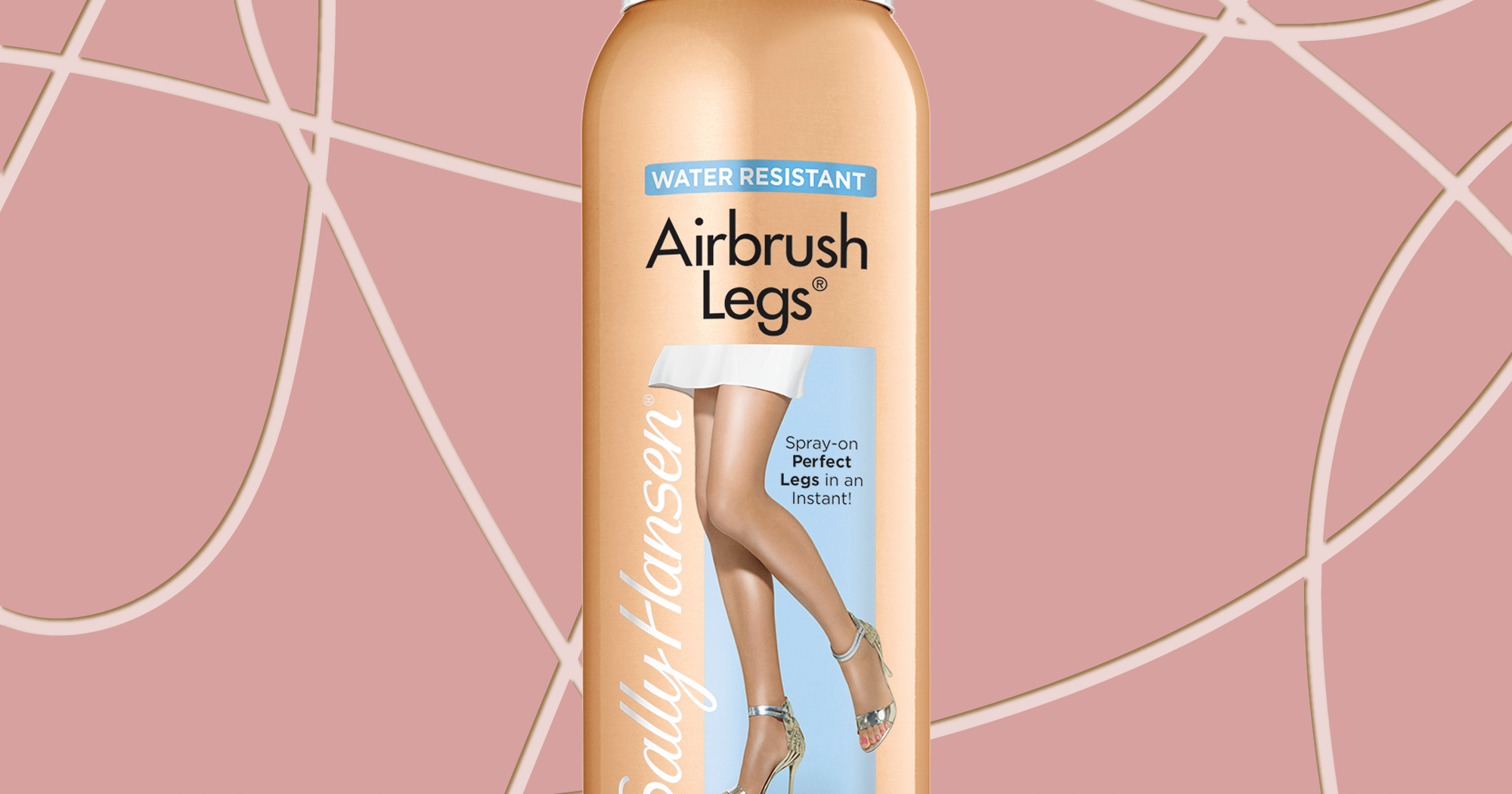 THIS Is How Hollywood Gets Great Legs Body makeup
