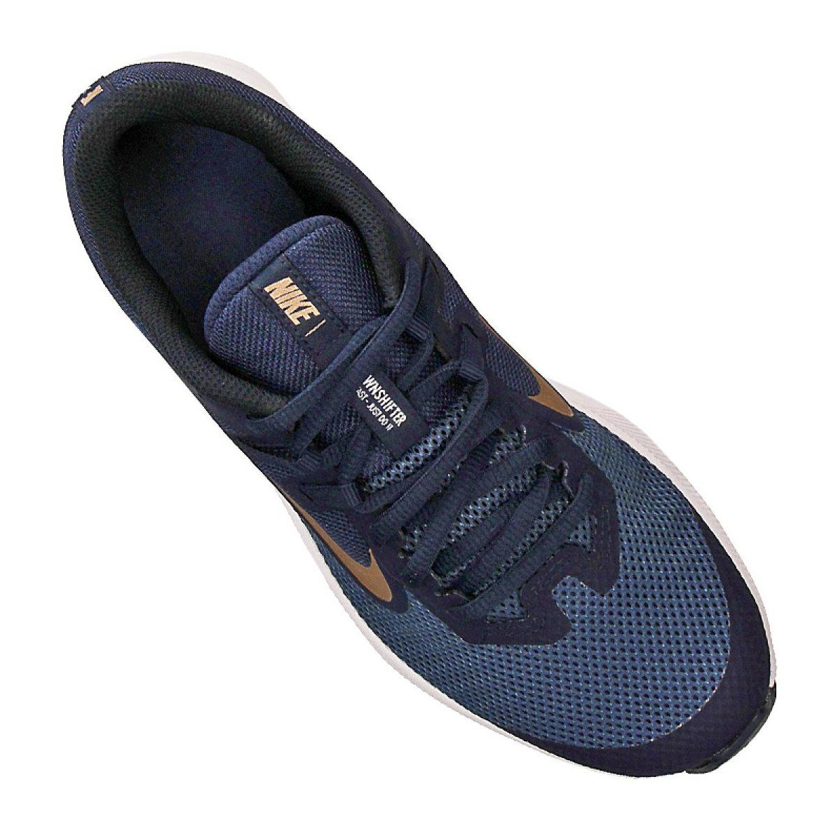 Buty Nike Downshifter 9 Gs Jr Ar4135 403 Granatowe Running Shoes Nike Junior Shoes Nike