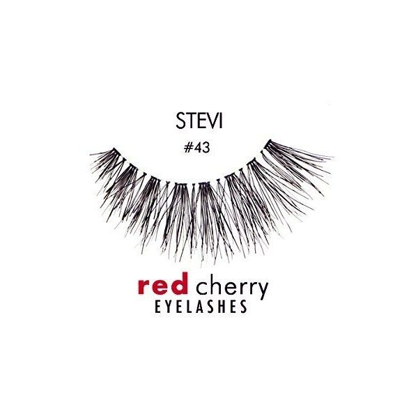 Red Cherry False Eye Lashes 43 6 Pack 56 Aud Liked On