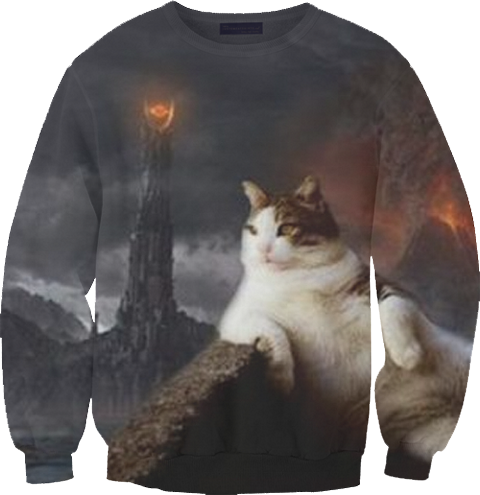 Cat of the Rings!