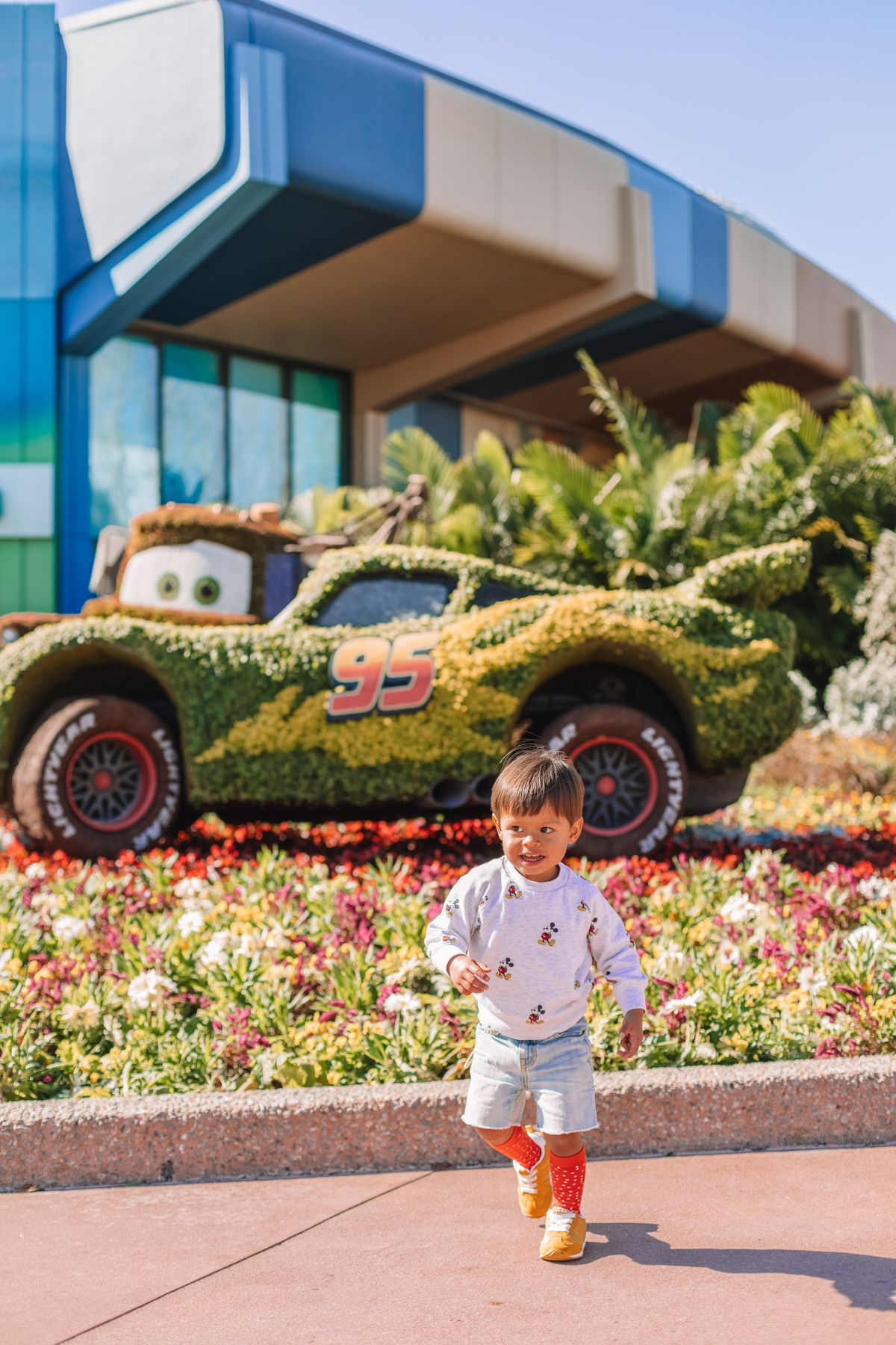 A Guide to Walt Disney World (with Toddlers!) Disney