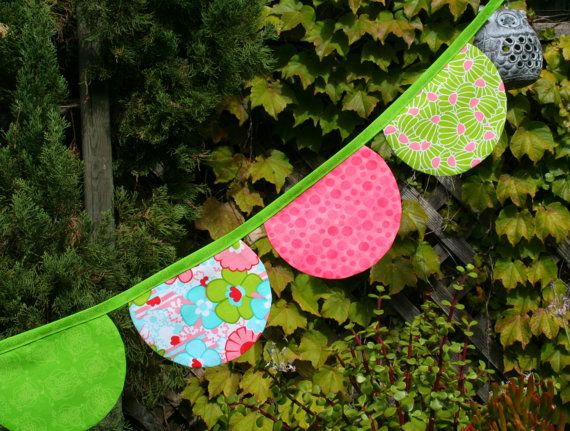Best 25 Fabric Bunting Ideas On Pinterest DIY