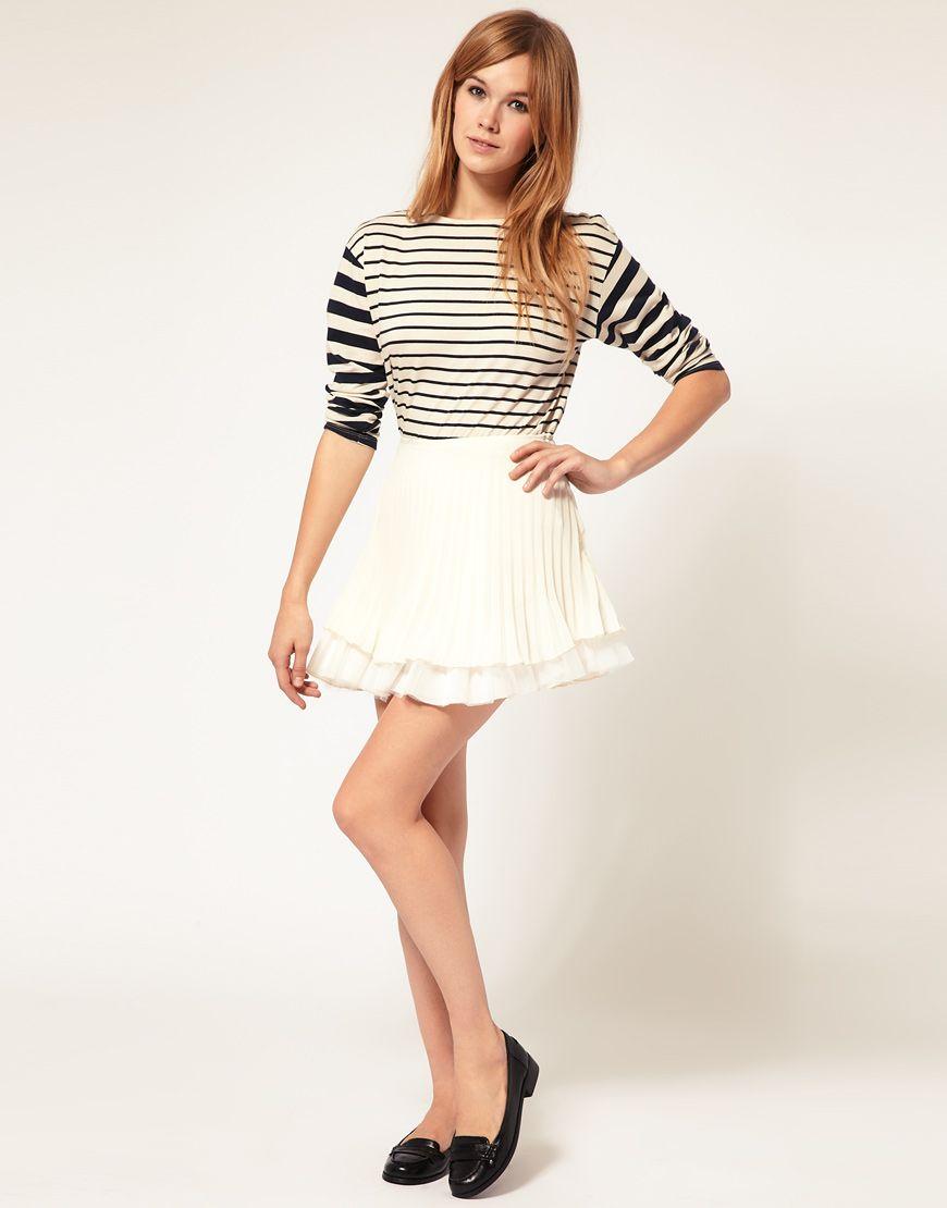 skirt- look 2
