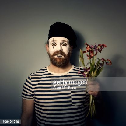 mime with beard , Pesquisa do Google in 2019