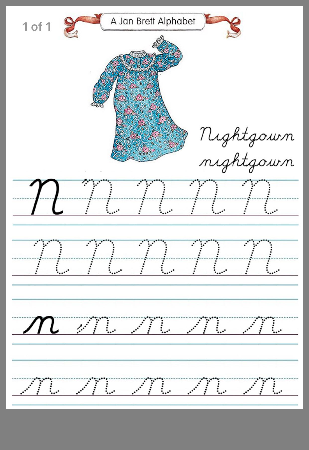 Cursive Handwriting Worksheets Image By Nakako Furukawa On