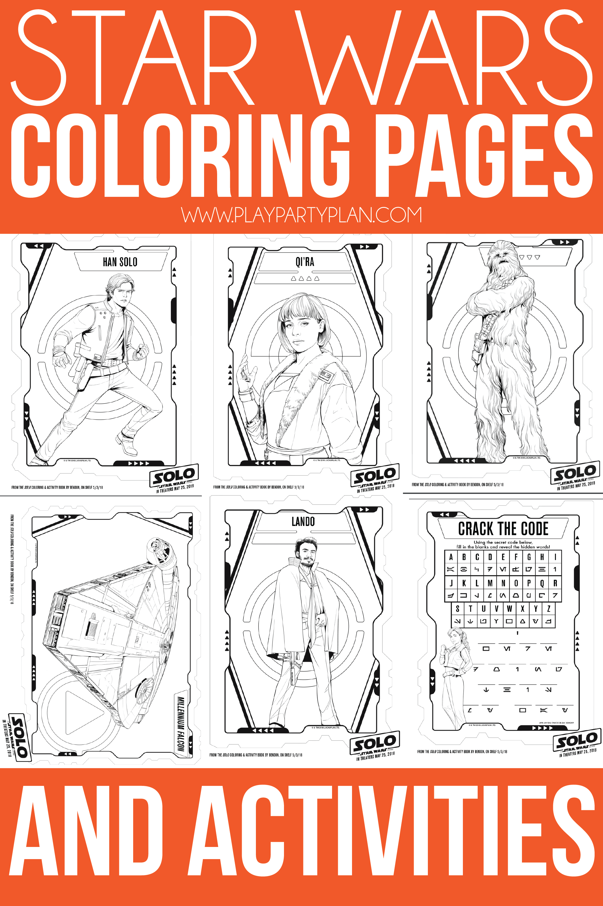 Free Printable Star Wars Coloring Pages Star coloring