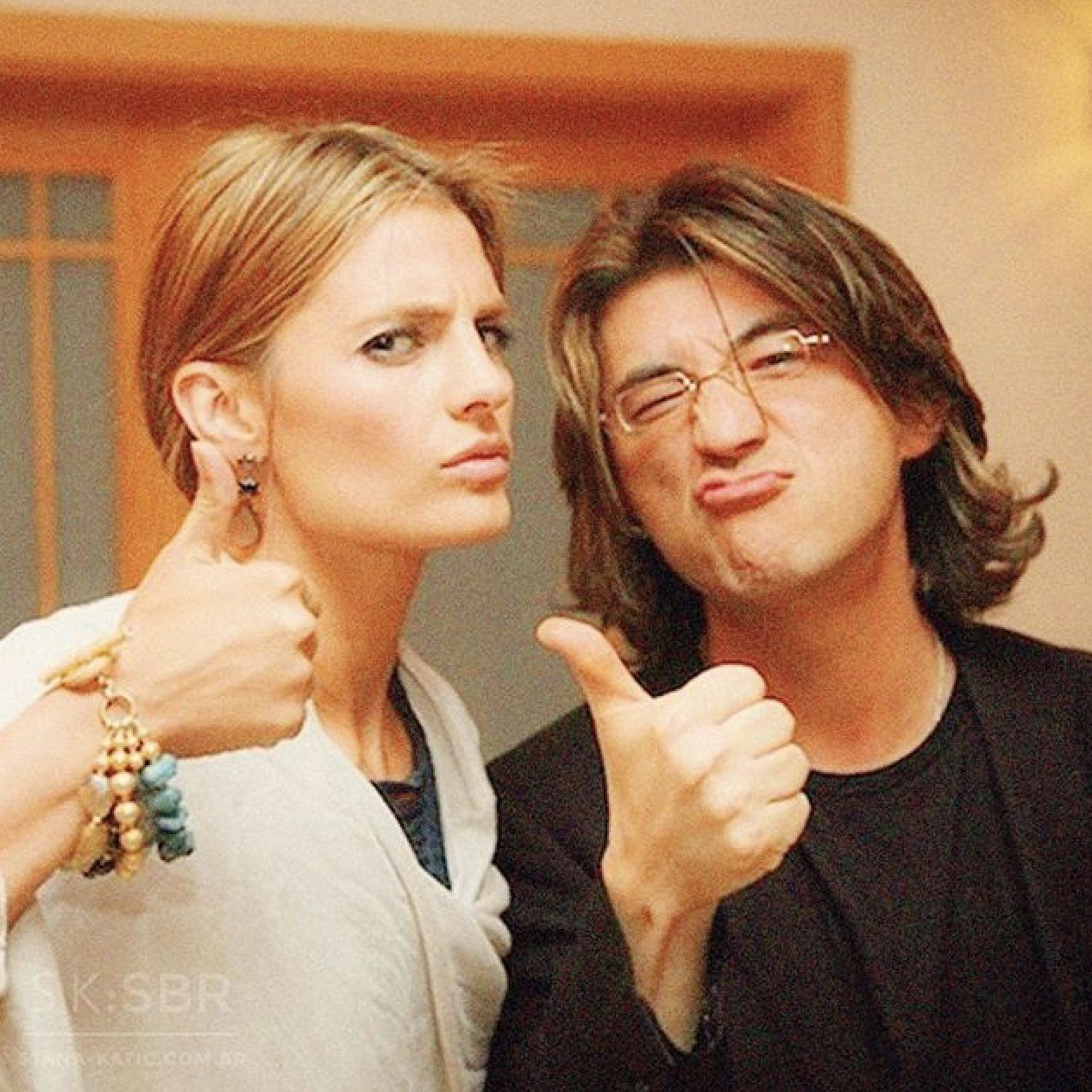 Stana with Japanese composer Y...