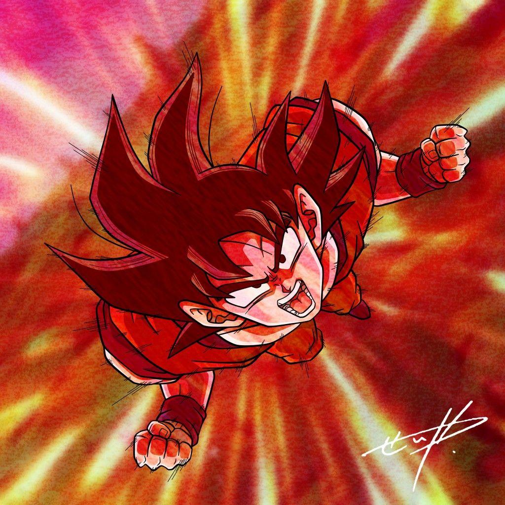 Goku Kaioken In 2021 Goku Dragonball Evolution Dragon Ball
