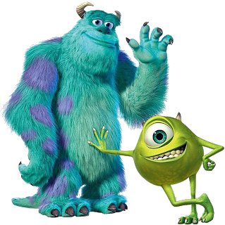 Mama Decoradora Monsters Monsters Inc Characters Monsters Inc Boo Sully Monsters Inc