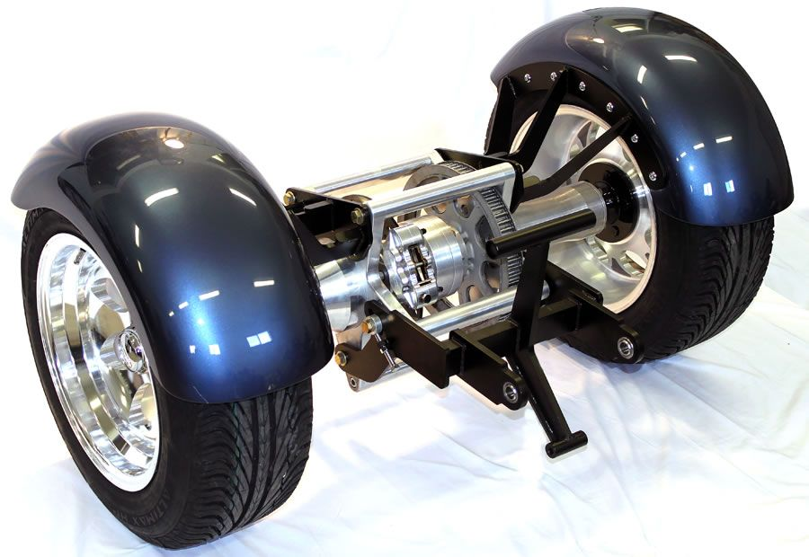 Suzuki Volusia Trike Swingarm