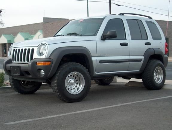 Jeep Liberty Ride Leveling Kits Another Kekai922 2003 Jeep