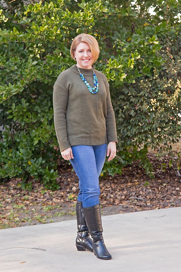 Savvy Southern Chic: Olive and blue