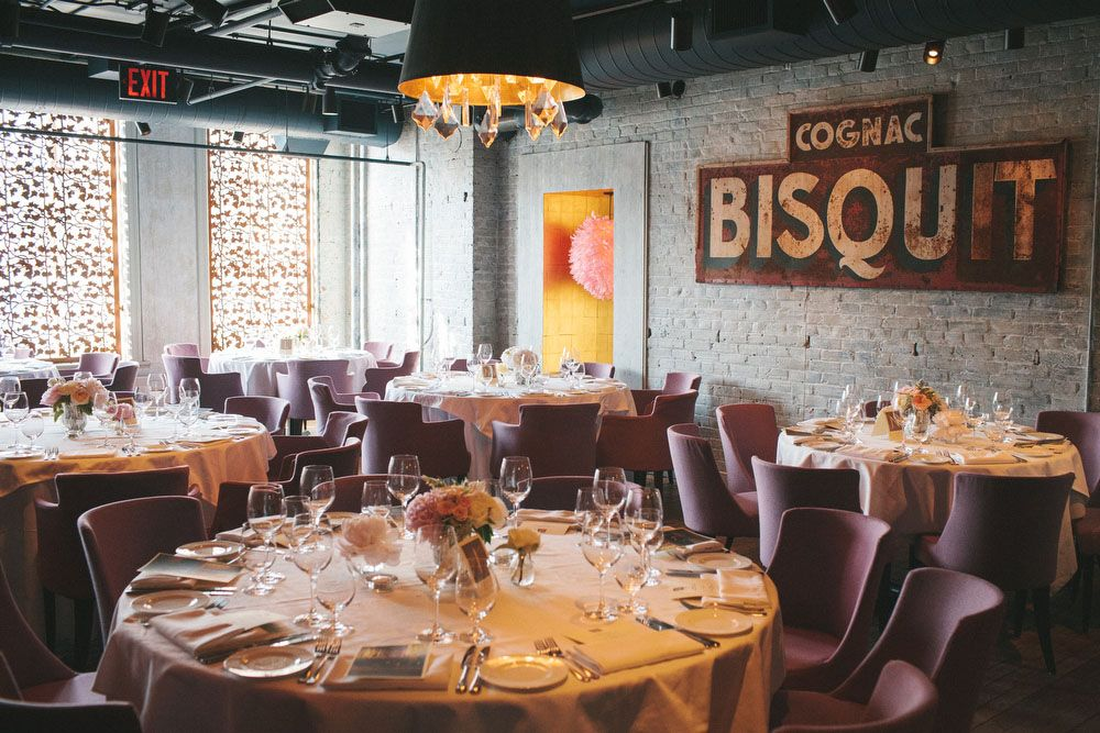 Boutique Wedding At Trendy George Restaurant