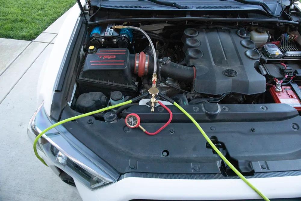 ARB Twin Compressor Install & Wiring on 5th Gen Toyota