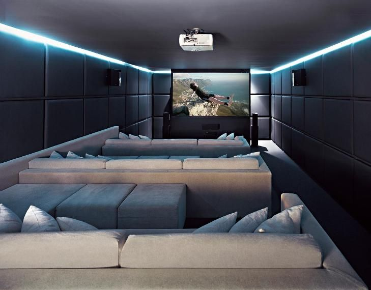 Home Theater Design Company Impressive Inspiration