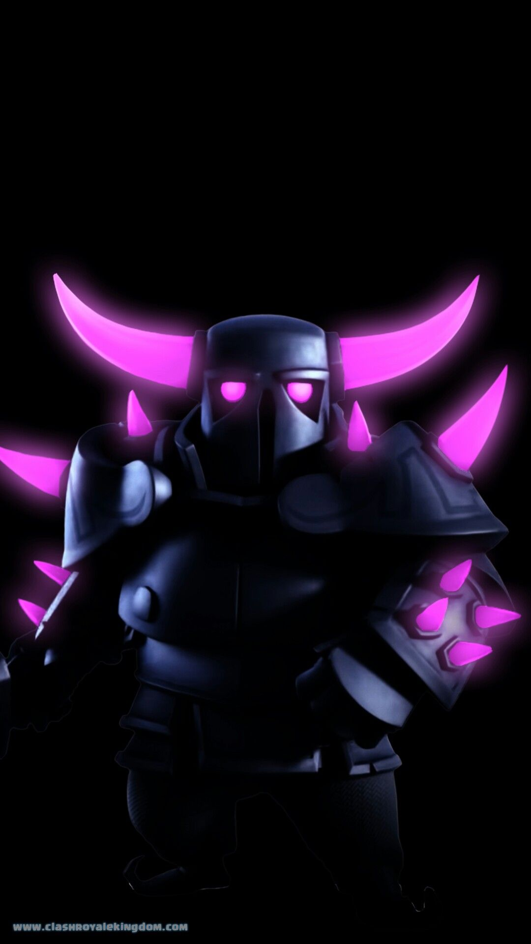 Pekka Appeared Supercell Hd Wallpaper Clash Royale Clash Of