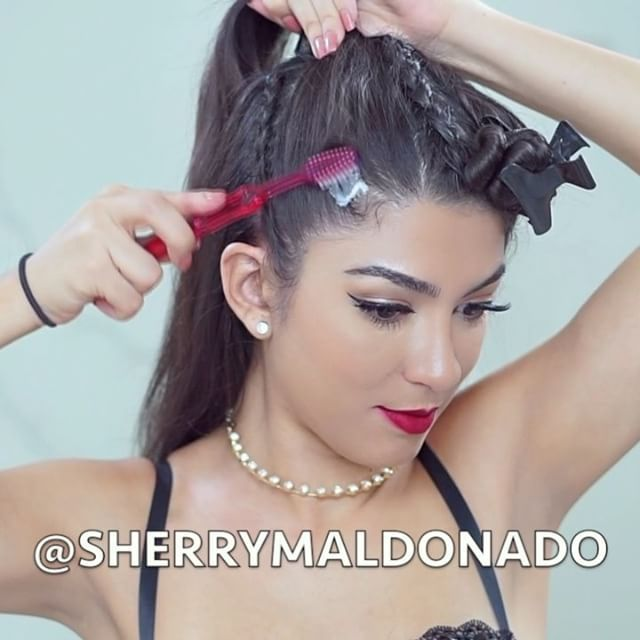 Instagram Analytics Ponytail Hair Extensions White Hair And Ponytail
