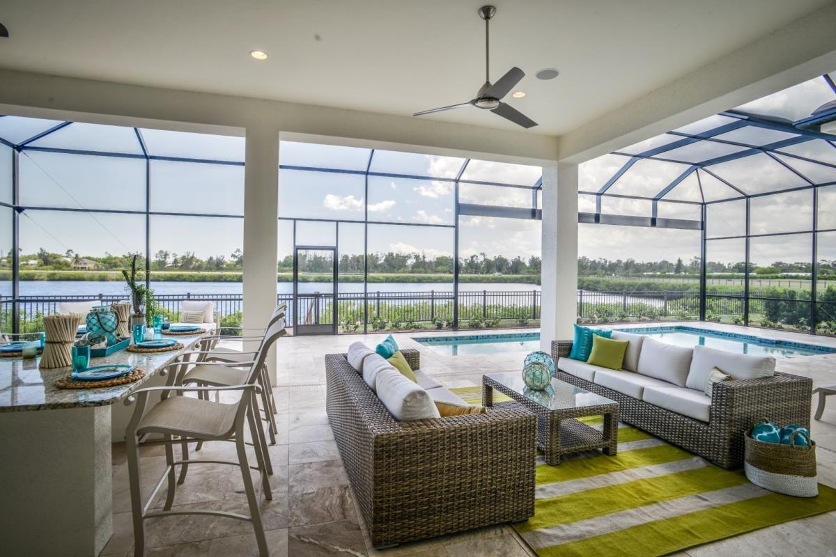 outdoor living  naples florida inspired decor  outdoor