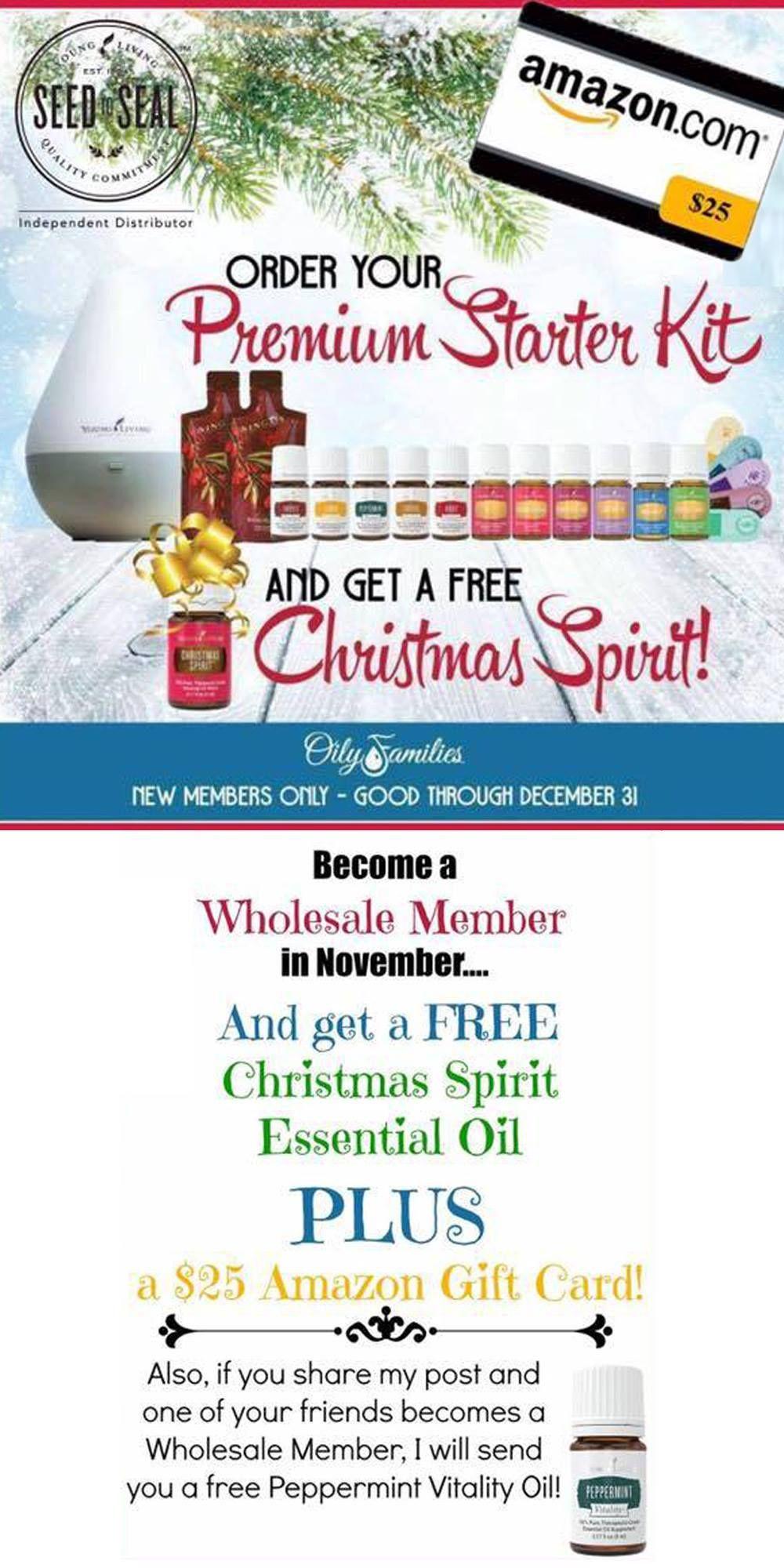 Choose 25 amazon gift card or 25 cash back through cyber monday free bonus blend