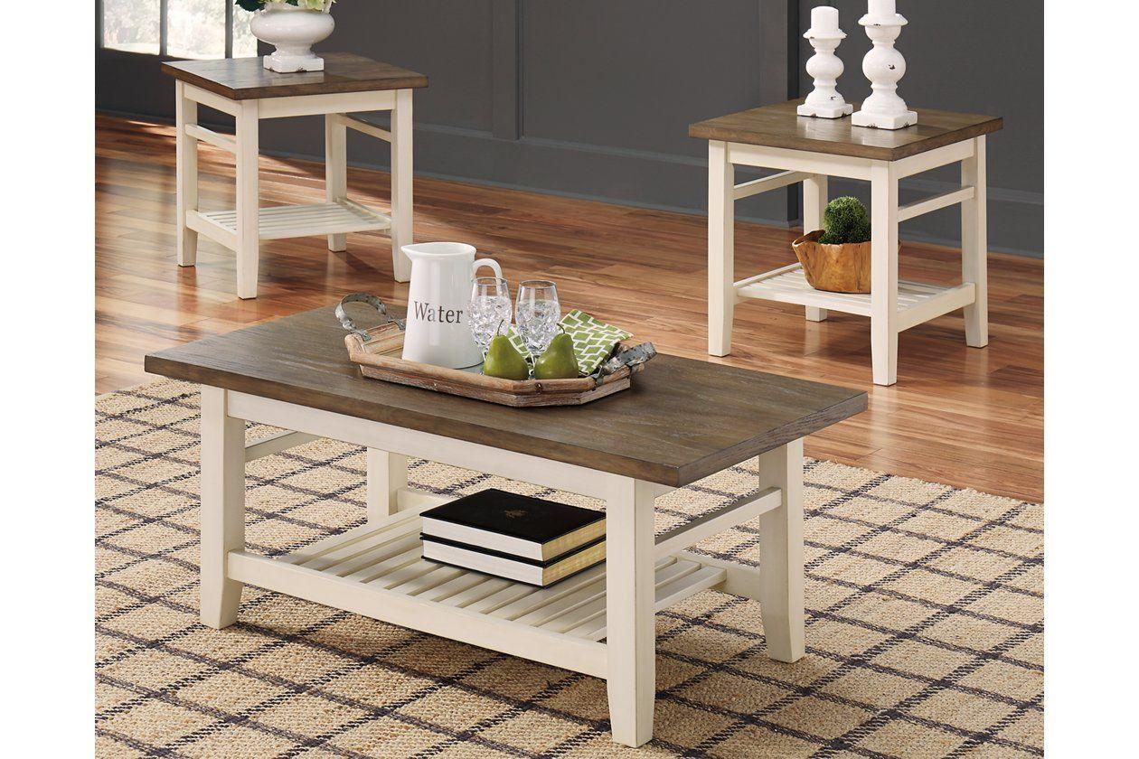 Bardilyn Table Set Of 3 Ashley Furniture Homestore 3 Piece Coffee Table Set Coffee Table Coffee Table Setting [ 840 x 1260 Pixel ]