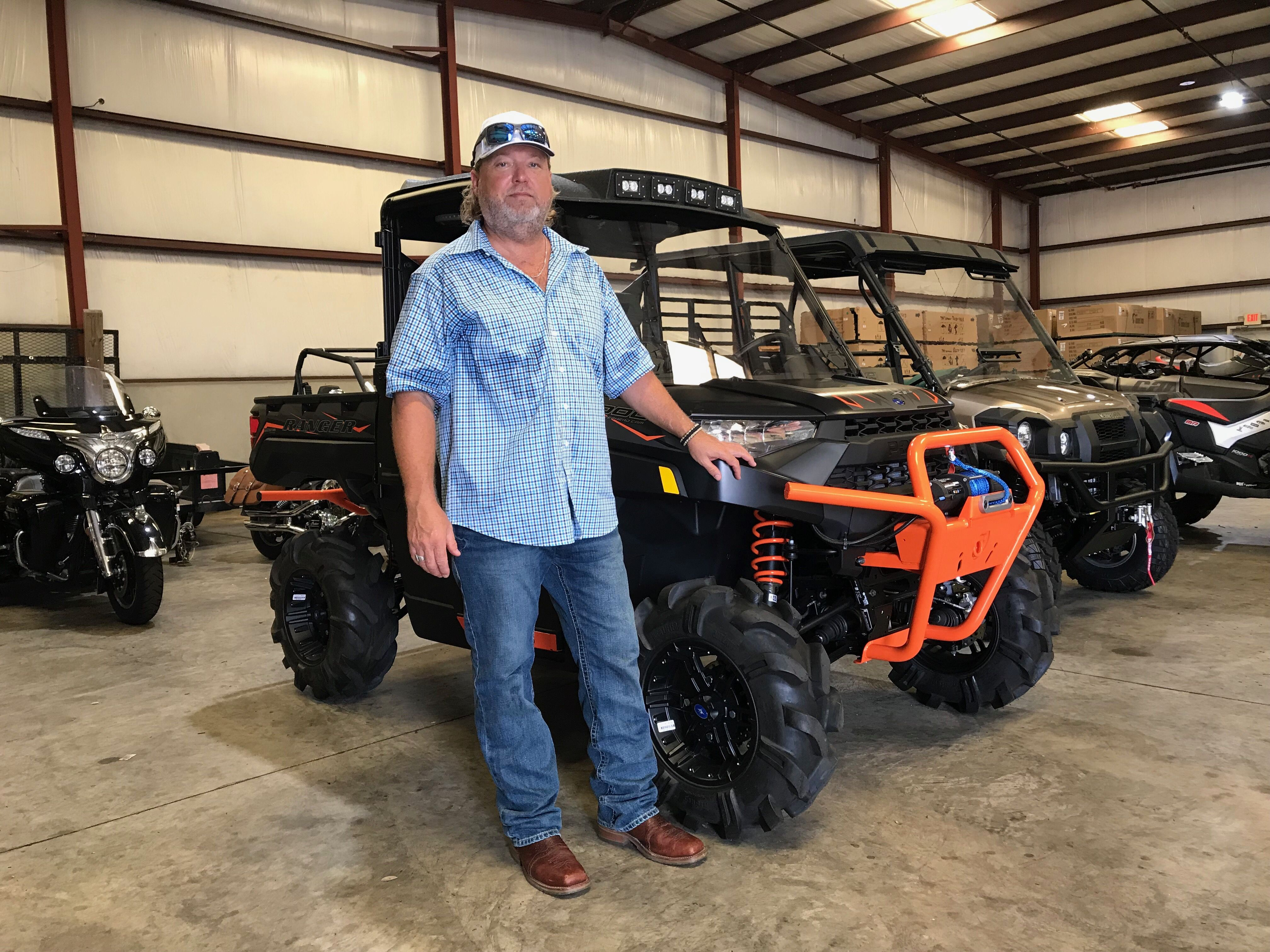 pretty nice ffb5f 2b016 Congratulations to Bill Rogers from Clean Air Services in Beaumont, MS for  purchasing a 2019 Polaris Ranger XP 1000 High Lifter Edition at Hattiesburg  ...